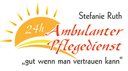 Logo Ambulanter Pflegedienst Stefanie Ruth - AP-Ruth